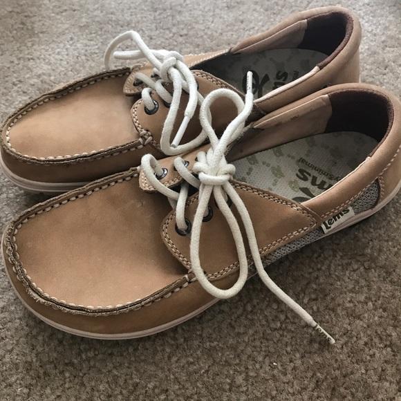 7eb0b834f57 lems Shoes - LEMS WOMEN S MINIMALIST BOAT SHOES - WIDE TOE BOX